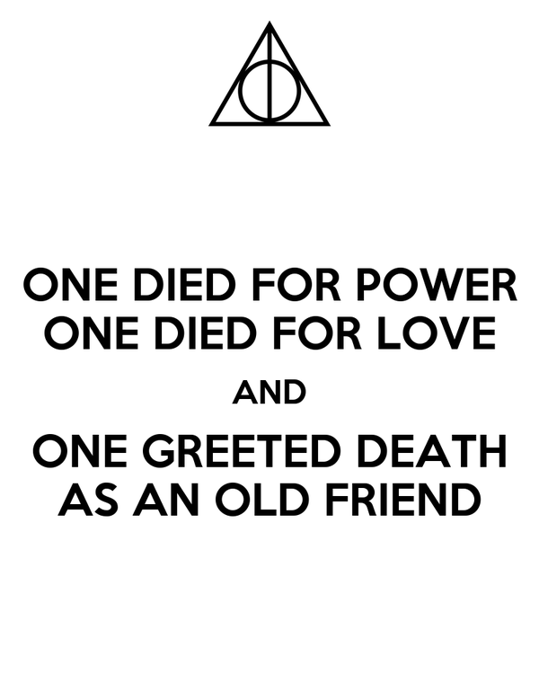 One died for power one died for love and one greeted death as an old one died for power one died for love and one greeted death as an old friend m4hsunfo