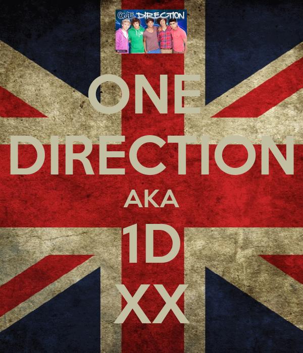 ONE  DIRECTION AKA 1D XX