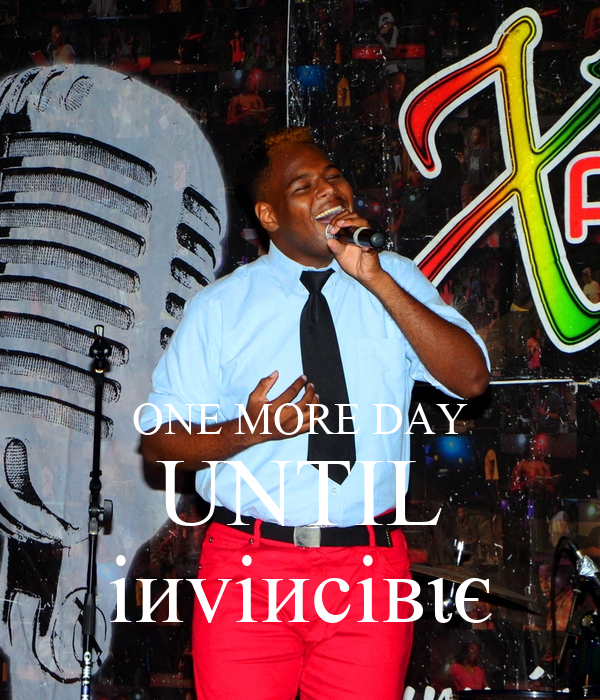 ONE MORE DAY UNTIL iиviиciвιє