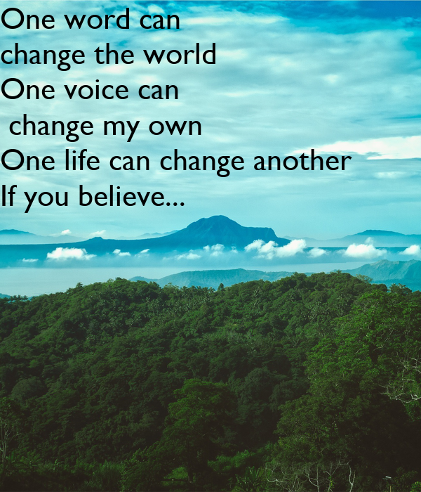 one word that will change your life pdf