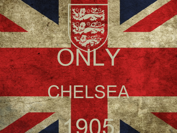 ONLY CHELSEA 1905