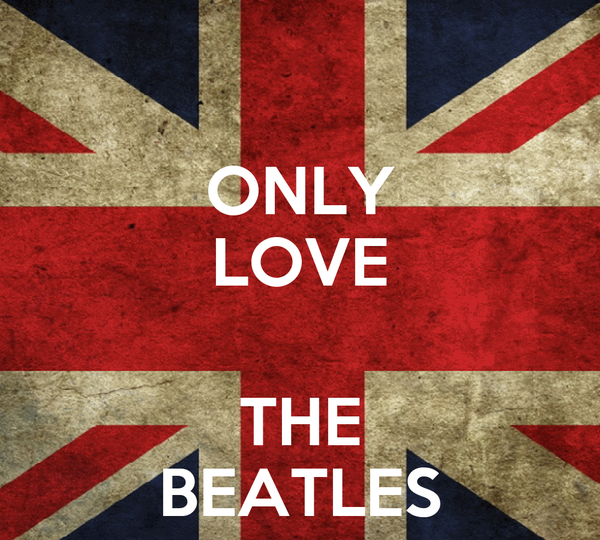 ONLY LOVE  THE BEATLES