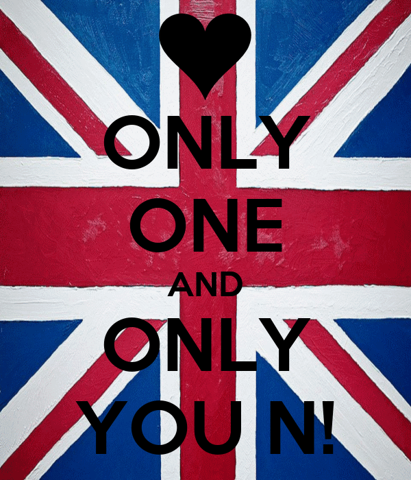 ONLY ONE AND ONLY YOU N!