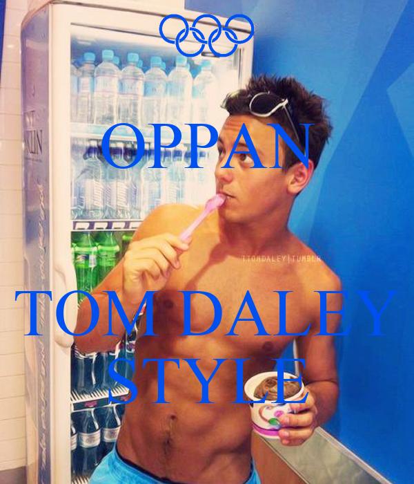 OPPAN   TOM DALEY STYLE