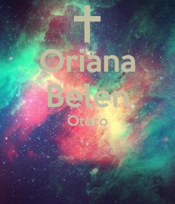 Oriana Belen Otero