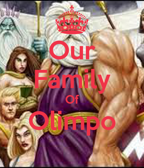 Our Family Of Olimpo