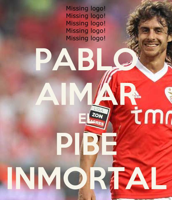 PABLO AIMAR EL PIBE INMORTAL