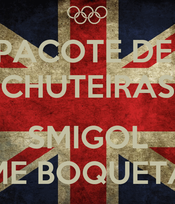 PACOTE DE  CHUTEIRAS  SMIGOL ME BOQUETA
