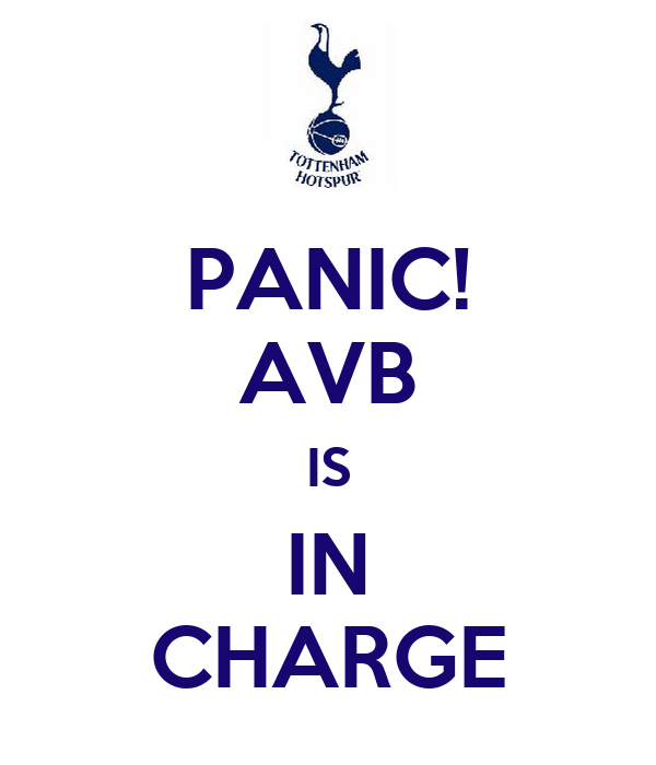 PANIC! AVB IS IN CHARGE