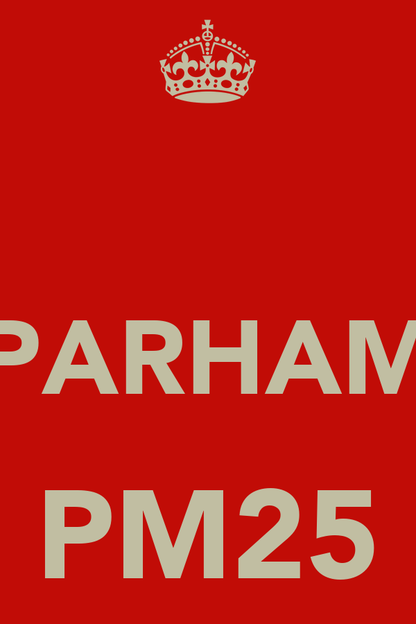 PARHAM PM25