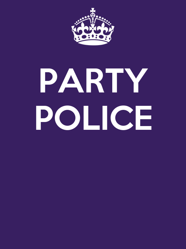 PARTY POLICE
