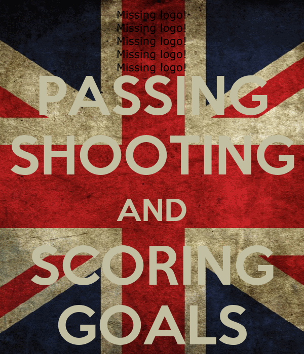 PASSING SHOOTING AND SCORING GOALS