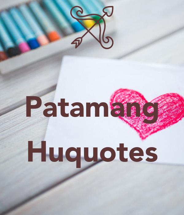 Patamang  Huquotes