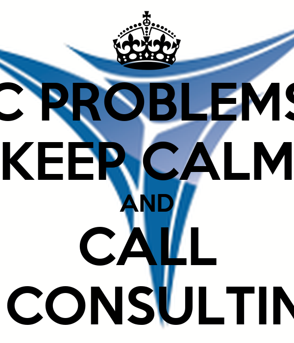 PC PROBLEMS? KEEP CALM AND CALL TEKNOTIX CONSULTING GROUP