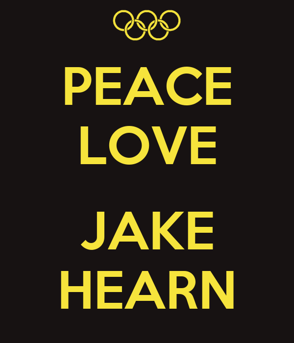 PEACE LOVE  JAKE HEARN