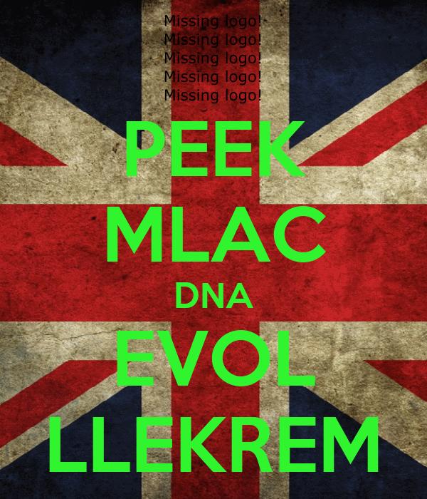 PEEK MLAC DNA EVOL LLEKREM