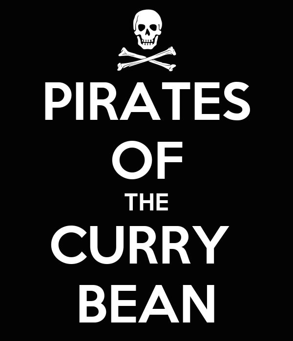PIRATES OF THE CURRY BEAN Poster | DK the best :-) | Keep ...
