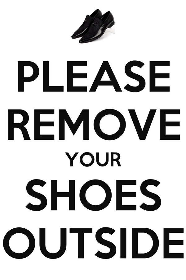 Remove Your Shoes and Slippers Outside Your Home and be Healthy in Hindi
