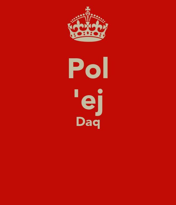 Pol 'ej Daq