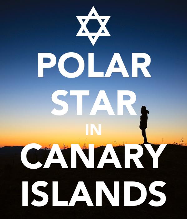 POLAR STAR IN CANARY ISLANDS