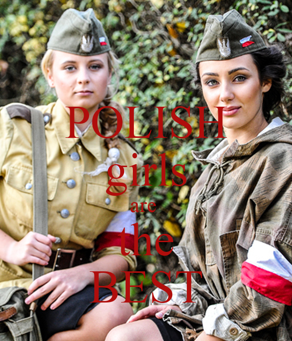 POLISH girls are the BEST Poster | Piotr | Keep Calm-o-Matic