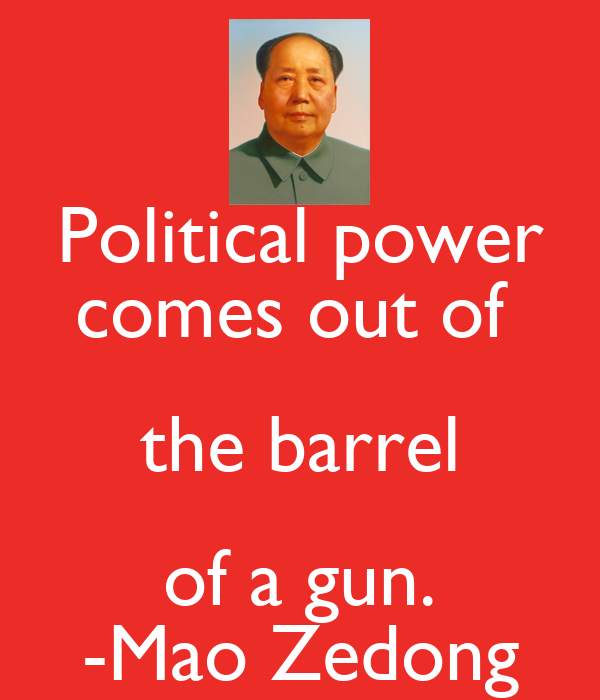 power comes from the barrel of a gun How does a bullet work  although bullets come in a wide variety of design and sizes,  in some guns, the barrel has grooves on the inside, .