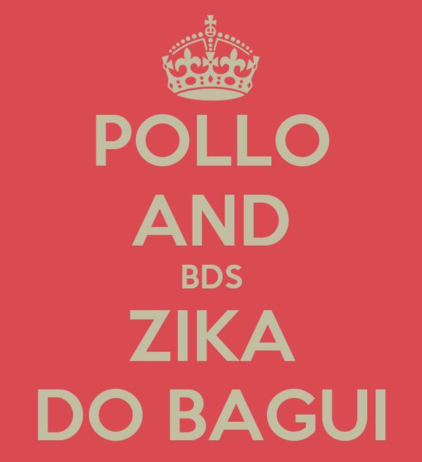 POLLO AND BDS ZIKA DO BAGUI