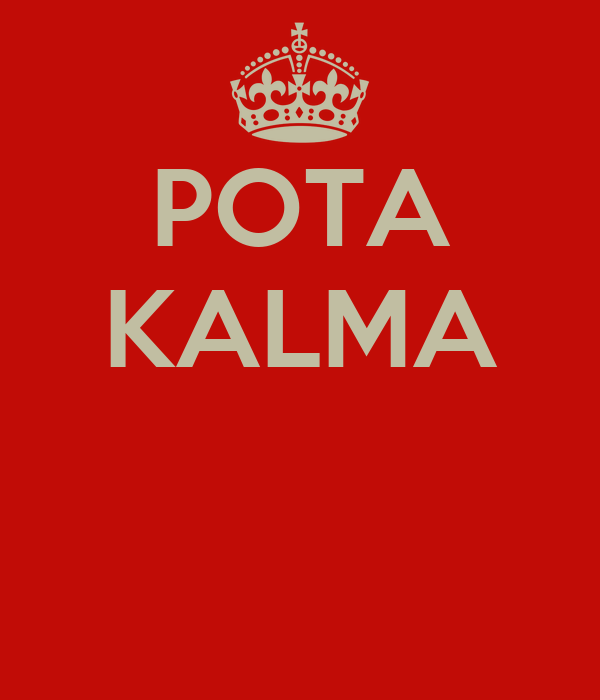 POTA KALMA