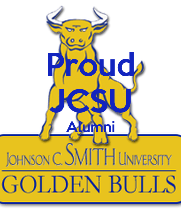 Proud JCSU Alumni