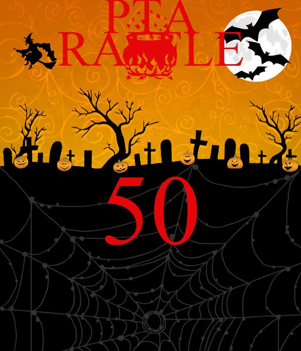 PTA RAFFLE 50 / 50