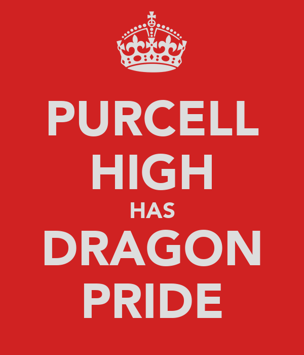 PURCELL HIGH HAS DRAGON PRIDE