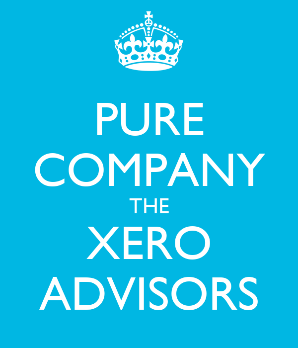 PURE COMPANY THE XERO ADVISORS