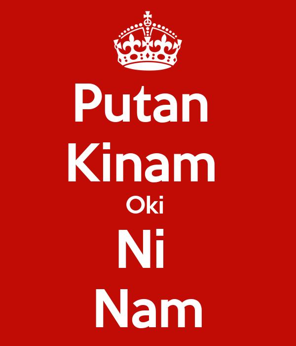 Putan  Kinam  Oki  Ni  Nam