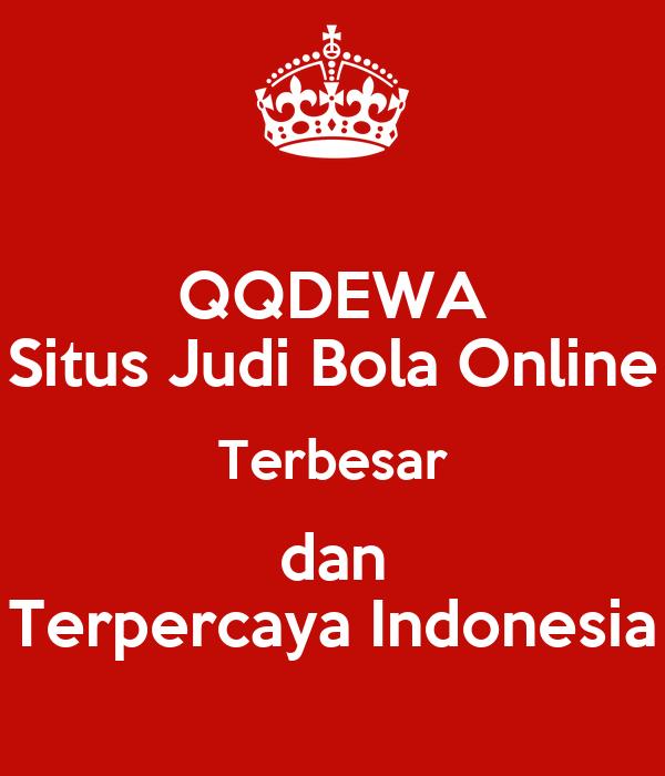 QQDEWA Situs Judi Bola Online Terbesar dan Terpercaya ...
