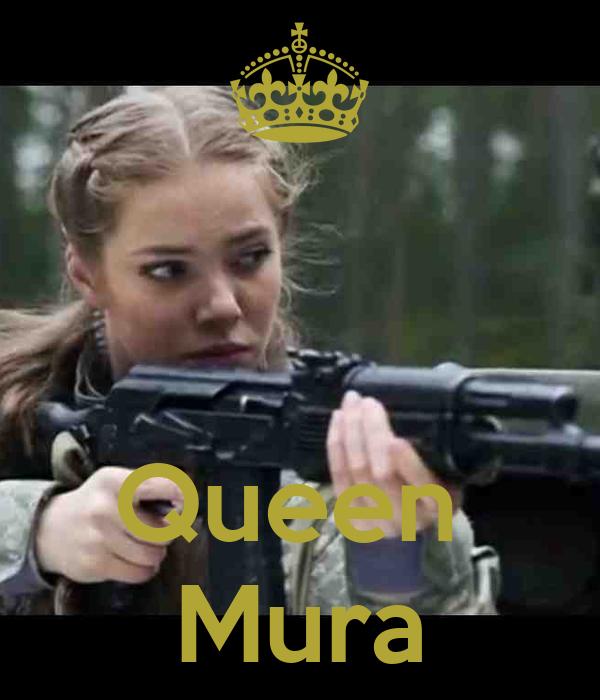 Queen  Mura