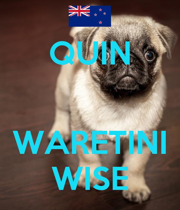 QUIN   WARETINI WISE