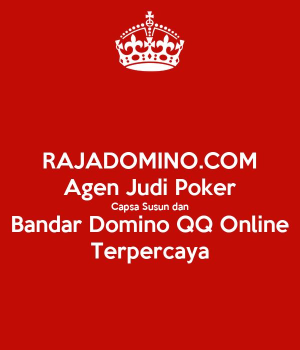 Rajadomino Com Agen Judi Poker Capsa Susun Dan Bandar Domino Qq Online Terpercaya Poster Nadyalangit Keep Calm O Matic