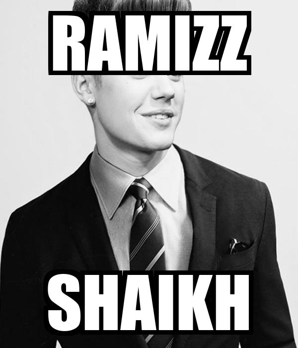RAMIZZ SHAIKH