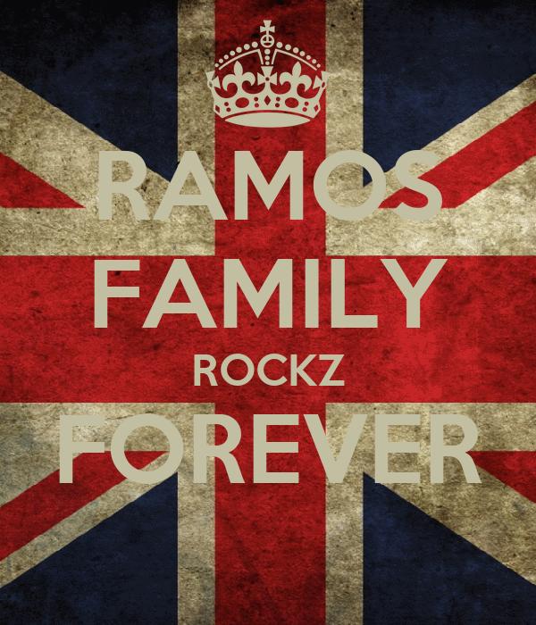 RAMOS FAMILY ROCKZ FOREVER