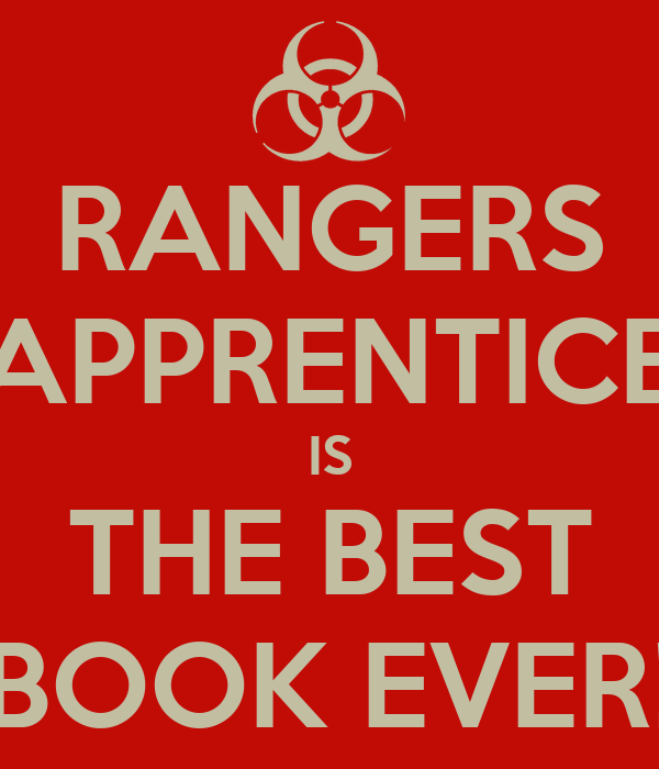 RANGERS APPRENTICE IS THE BEST BOOK EVER!