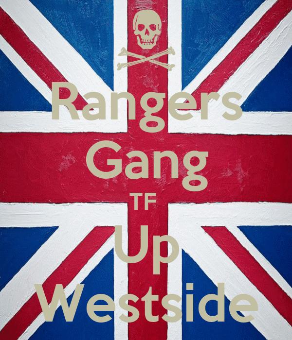 Rangers Gang TF  Up Westside