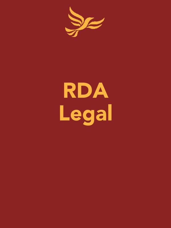 RDA Legal