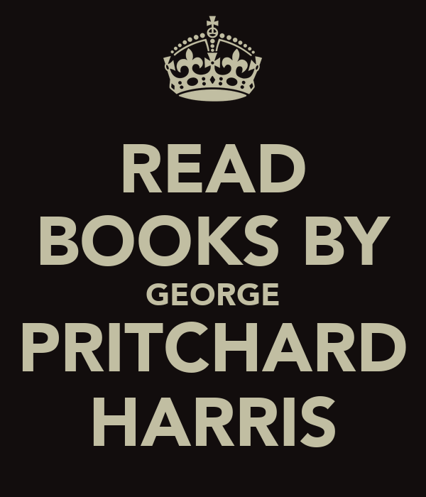 READ BOOKS BY GEORGE PRITCHARD HARRIS