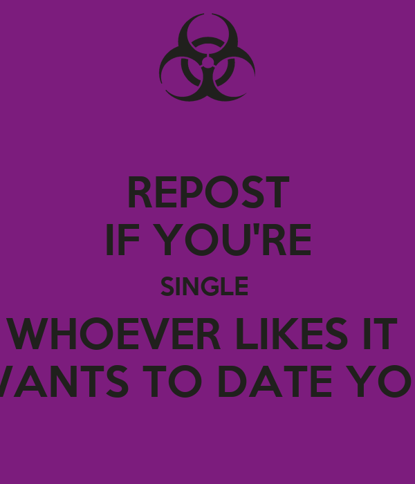 repost if youre single whoever likes this would date you (i'm reminded here of the old saying: if you're a young man on a beach and a beautiful woman wrote about your personal experience as a formerly single guy would you say from your after reading this article, it seems like if one does not act on the lust (like i pray that god helps you grow in your love for his people.