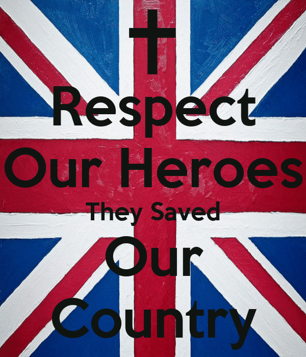 Respect Our Heroes They Saved Our Country