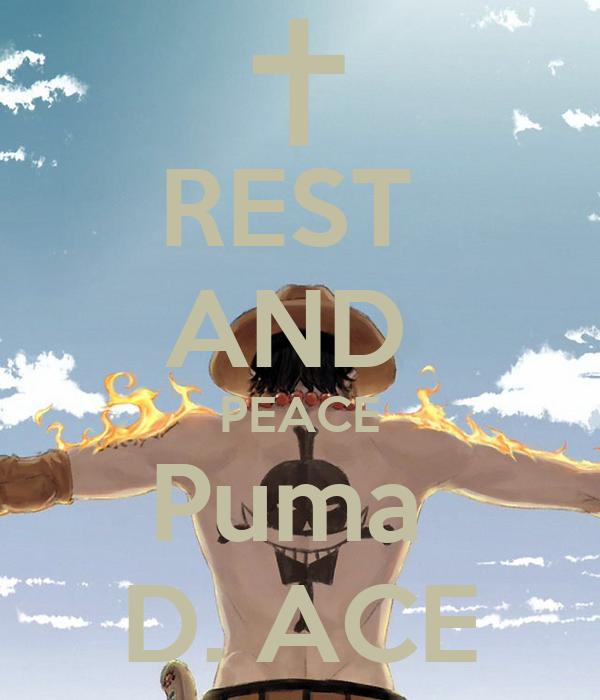 rest and peace puma d ace poster tiimo keep calm o matic. Black Bedroom Furniture Sets. Home Design Ideas
