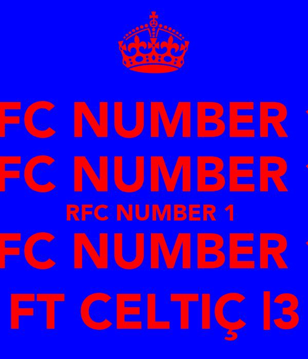 RFC NUMBER 1  RFC NUMBER 1  RFC NUMBER 1  RFC NUMBER 1  FT CELTIÇ |3