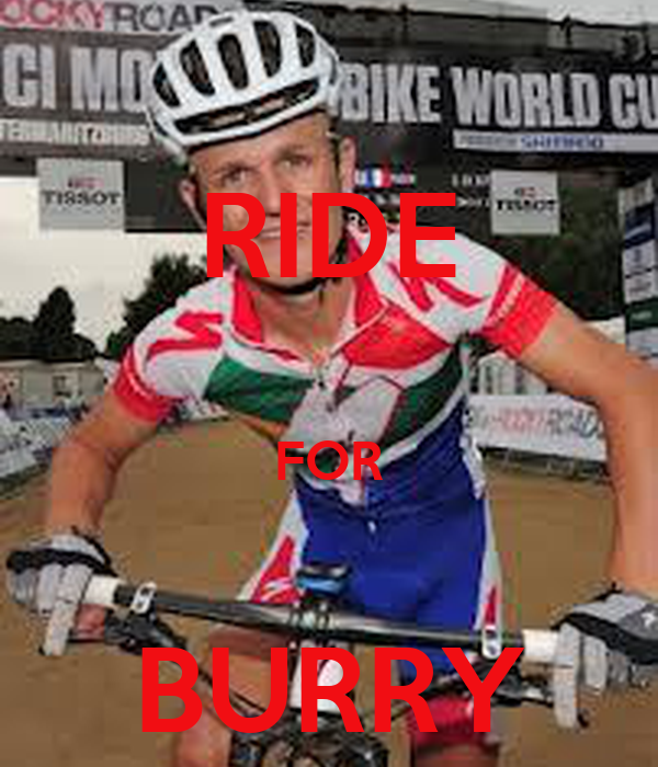 RIDE  FOR  BURRY