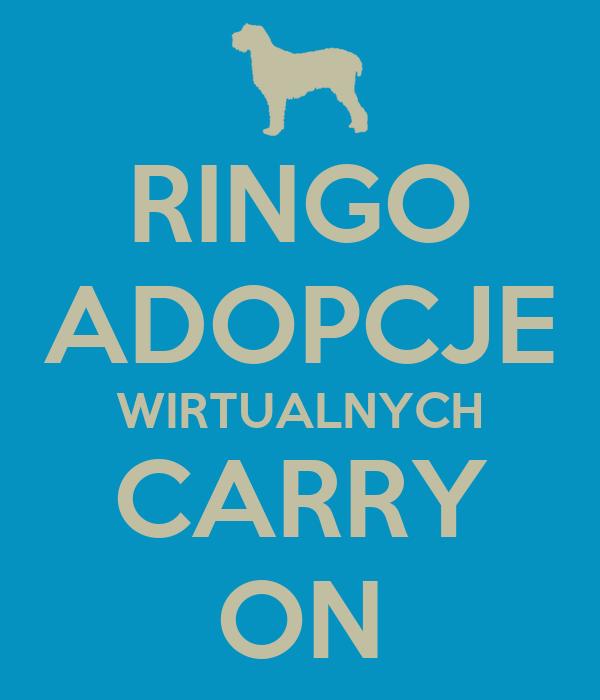 RINGO ADOPCJE WIRTUALNYCH CARRY ON
