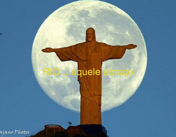 RIO....aquele abraço
